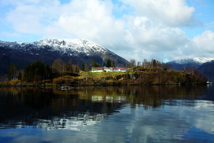 Fengsel Bergen-Osteroy, Offset, 29,7x42cm, 2016