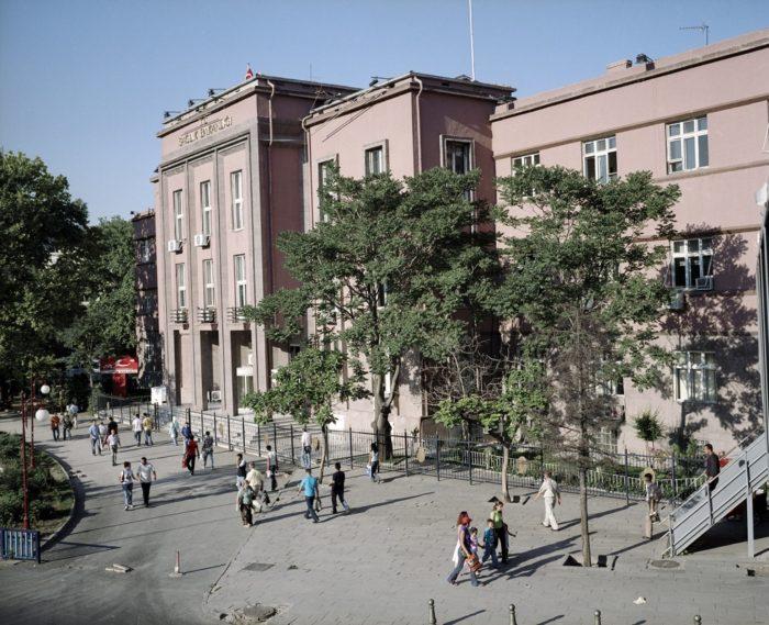 Ministerium für Gesundheit und Soziales – Ministry of Health and Social Services, Theodor Jost, 1926–27, Ankara