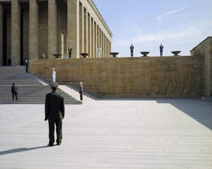 (Antikabir) Atatürk Mausoleum – (Antikabir) Atatürk Mausoleum, Emin Onat / Orhan Arda, 1942–53, Ankara