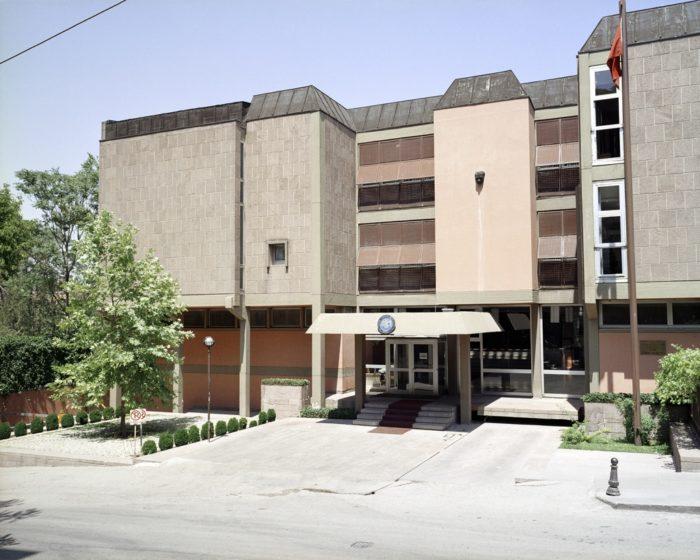 Türkische Historische Gesellschaft - Turkish Historical Society, Turgut Cansever / Ertur Yener, 1960–67, Ankara