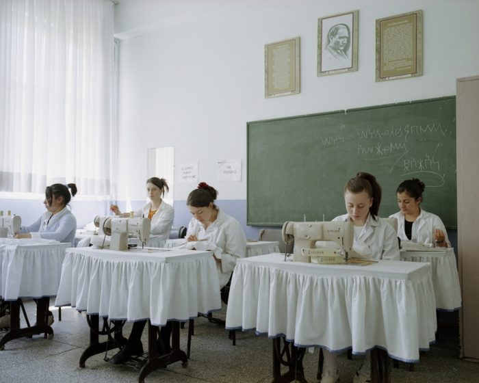 Mädchengymnasium – Girls´ High School, 1931–33, Ankara