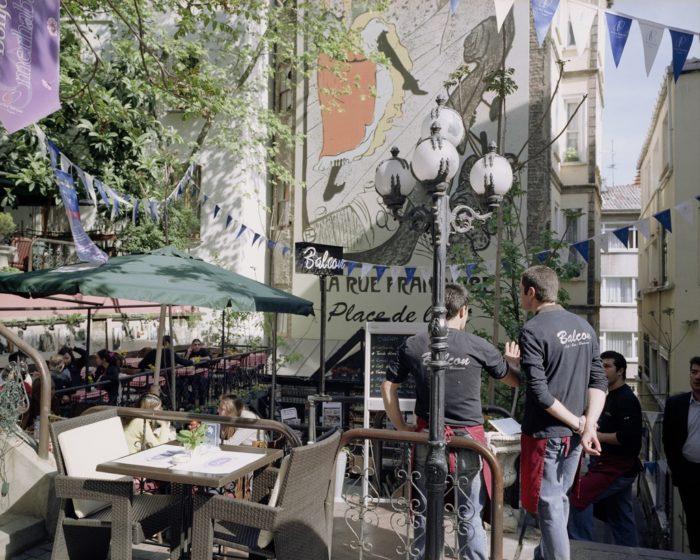 Französische Strasse – French Street, Istanbul