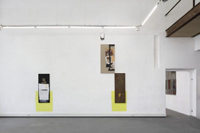 Installationsansicht Raum 1