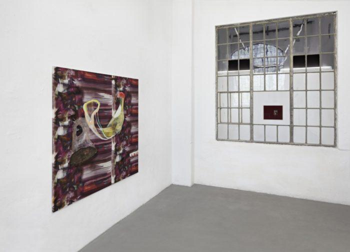 Installationsansicht Raum 2