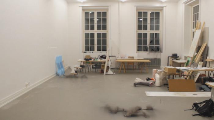 Florian Deeg, o.T., Video/Animation, 4 Minuten, 2017